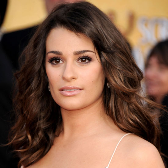 lea michele makeup She fully embraced the nude trend, letting her gown do most of the talking, ...